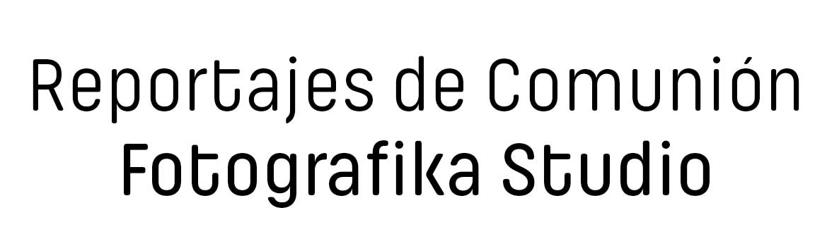Fotografos Profesionales de Comunion en Granada, Fotografika Studio. Lote de Comunion Granada