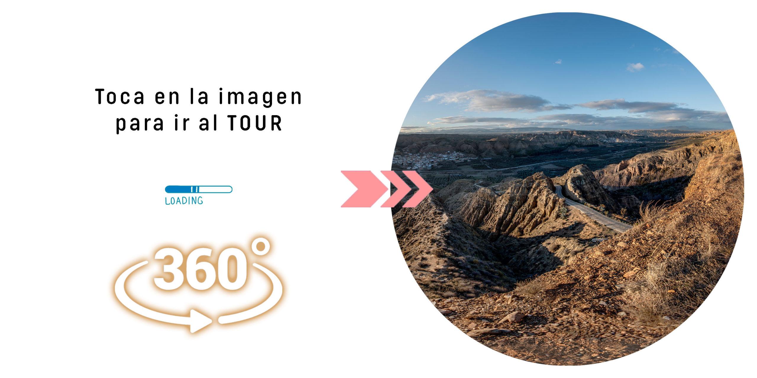Enlace al Tour Virtual Mirador del Fin del Mundo